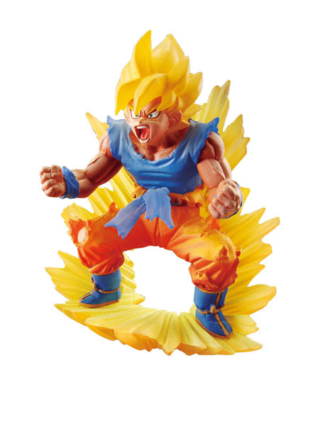 Dracap Memorial 02 Dragon Ball Super - Super Saiyan Son Goku Complete Figure(Pre-order)