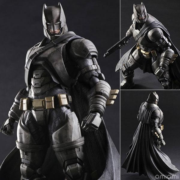 Play Arts Kai - Batman vs Superman: Dawn of Justice: Armored Batman(Pre-order)