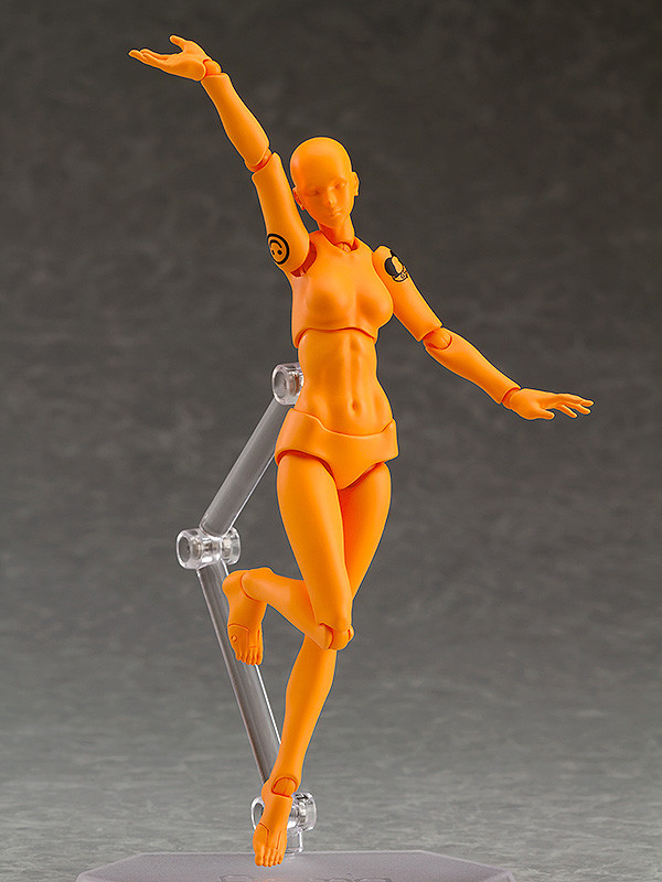 figma archetype next: she - GSC 15th anniversary color ver. (Limited Pre-order)
