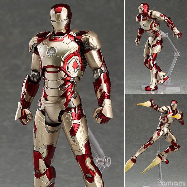 figma - Iron Man 3: Iron Man Mark 42(Pre-order)