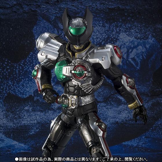 Kamen Rider OOO - Kamen Rider Birth - S.I.C. - Prototype