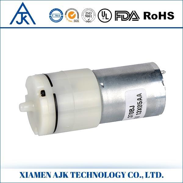 เครื่องปั๊มออกซิเจน เครื่องปั๊มอัดอากาศ vacuum pump DC 6V