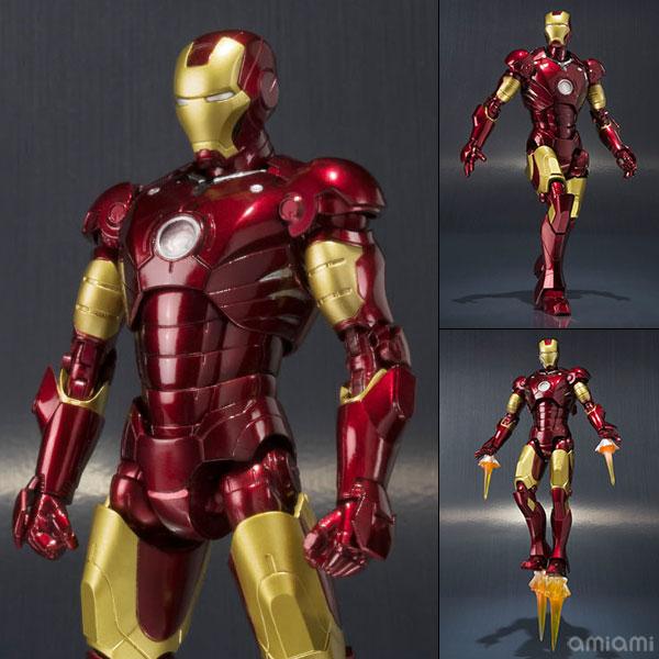 S.H. Figuarts - Iron Man Mark 3(Pre-order)