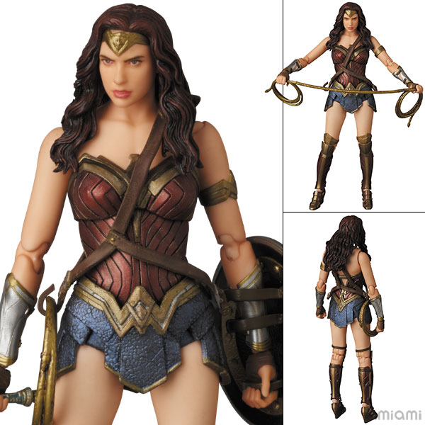 "MAFEX No.024 Wonder Woman ""Batman vs Superman: Dawn of Justice""(Pre-order)"