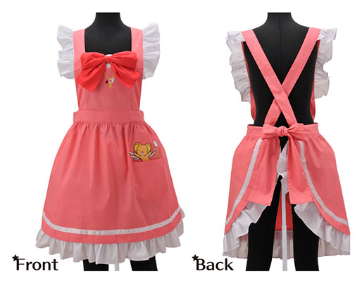 Cardcaptor Sakura - Sakura-chan Costume-like Apron(Pre-order)