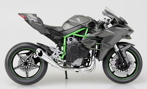 1/12 Complete Motorcycle Model Kawasaki Ninja H2R(Released)