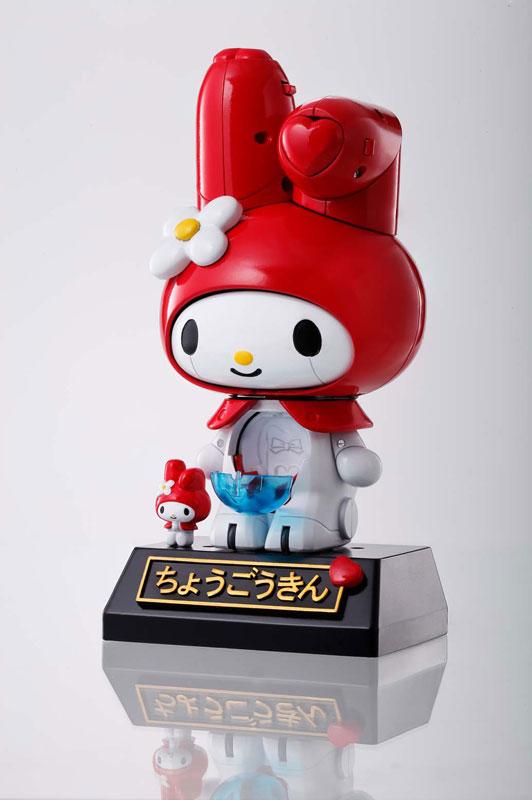 "Chogokin - My Melody (Red) ""Sanrio""(Pre-order)"