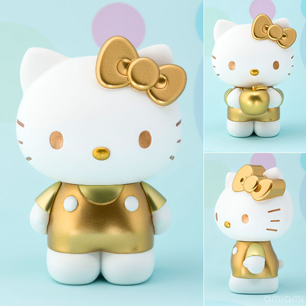 Figuarts ZERO - Hello Kitty (Gold)(Pre-order)