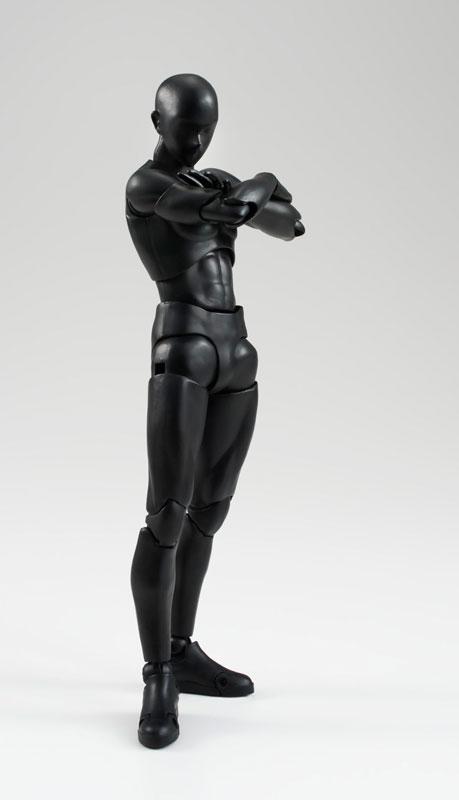 S.H. Figuarts - Body-kun (Solid black Color Ver.)(Pre-order)