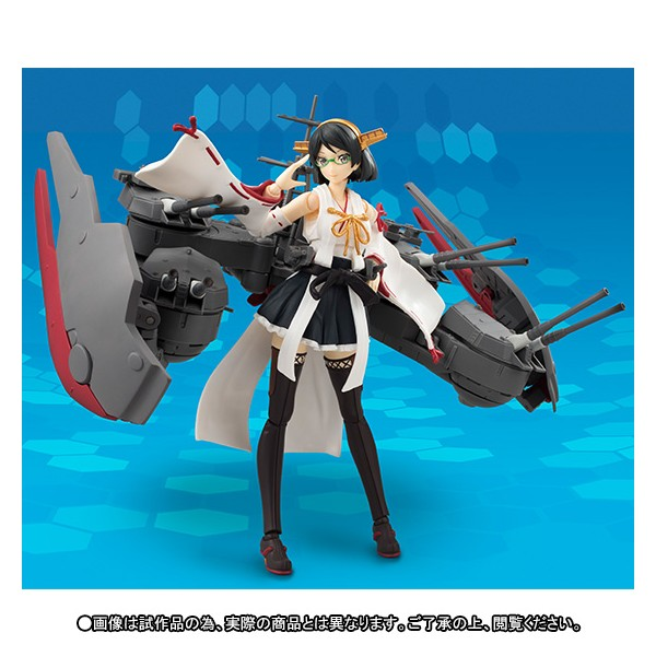 Armor Girls Project Kantai Collection - Kancolle - Kirishima(Pre-order)