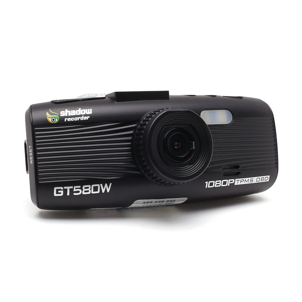 กล้องติดรถยนต์ Shadow GT580W