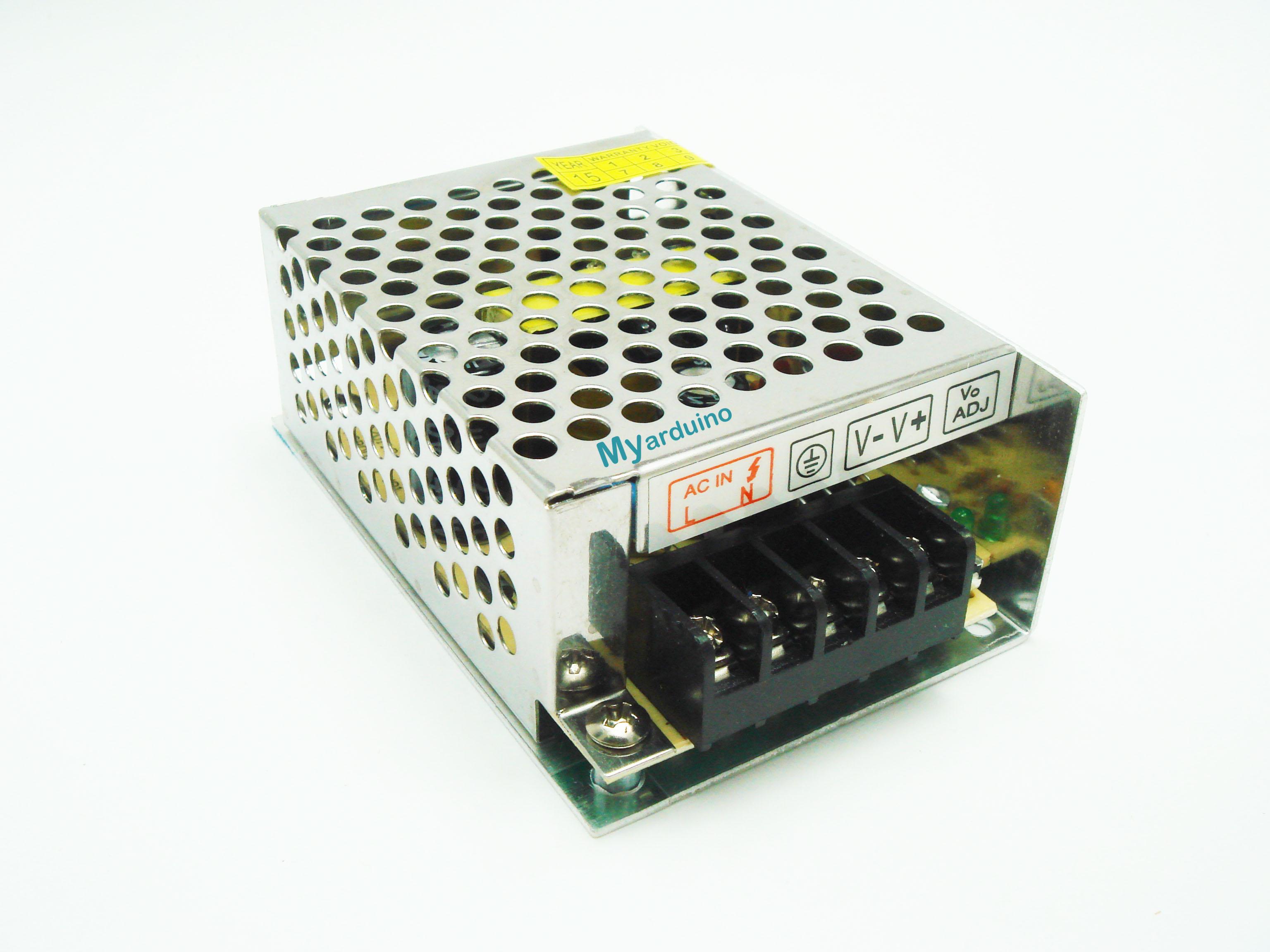 Switching Power supply แหล่งจ่ายไฟ 24V 1A