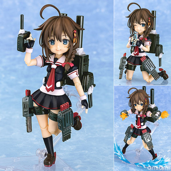 Parfom - Kantai Collection -Kan Colle- Shigure Kai Ni Posable Figure(Pre-order)