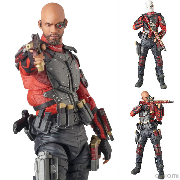 "MAFEX No.038 MAFEX - DEADSHOT from ""Suicide Squad""(Pre-order)"