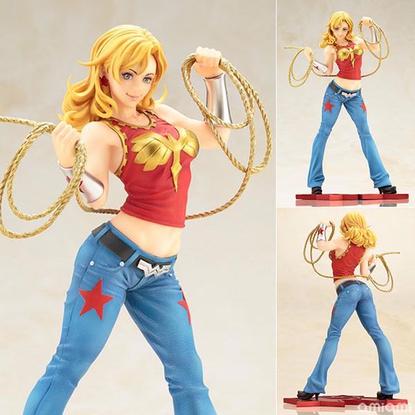 DC COMICS BISHOUJO - DC UNIVERSE: Wonder Girl 1/7 Complete Figure(Pre-order)