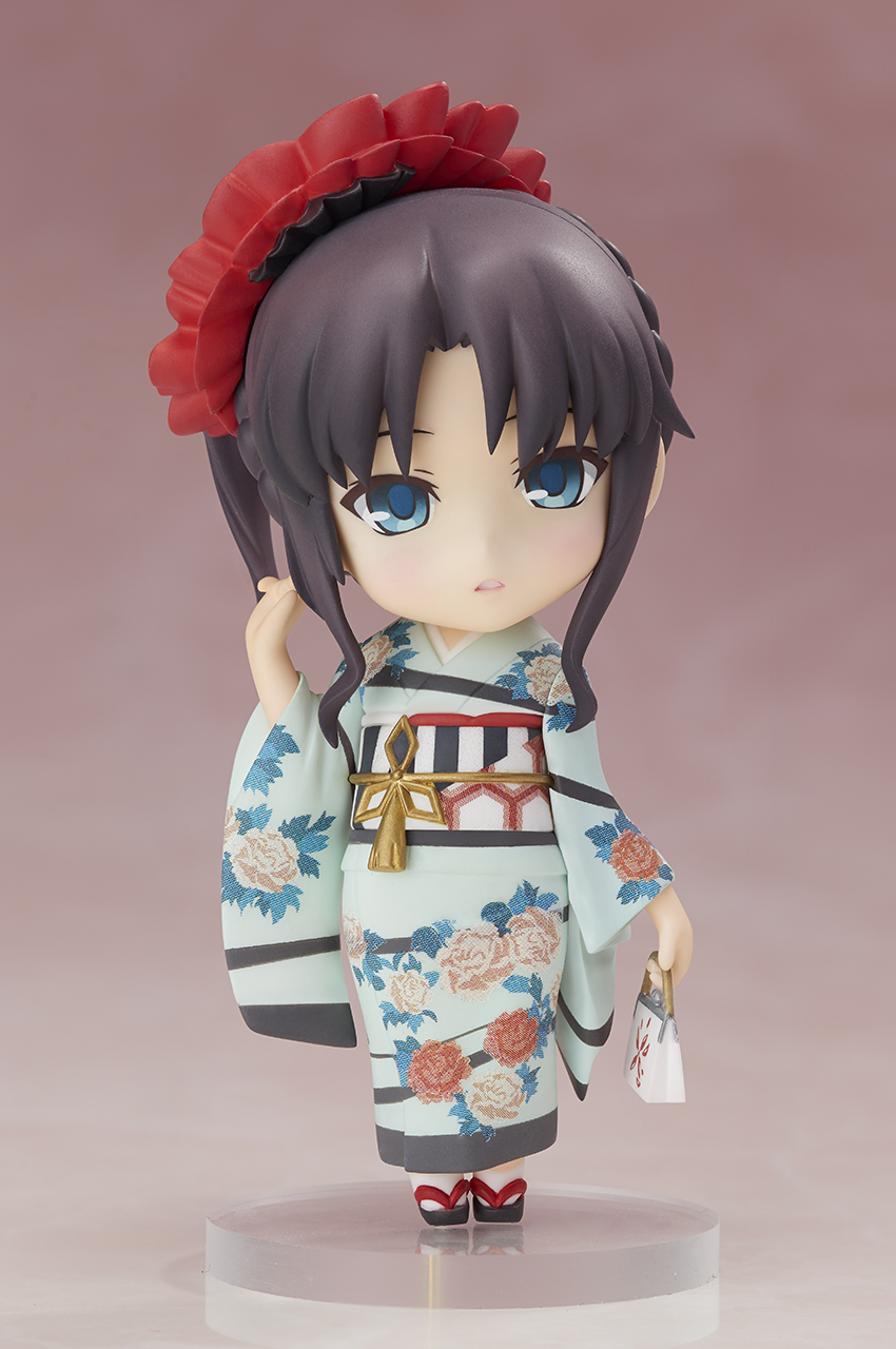 CHARA-FORME PLUS Fate/stay night - Rin Tohsaka Kimono Version (Pre-order)