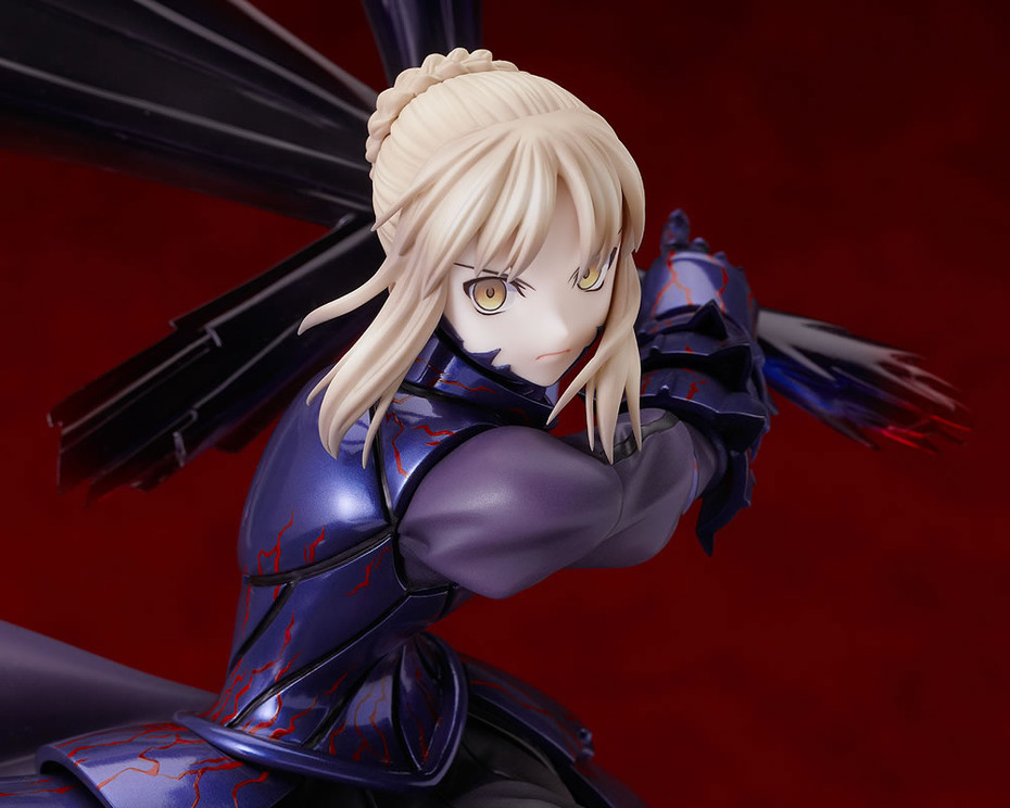 Fate/stay night - Saber Alter -Vortigern- 1/7 Complete Figure(Pre-order)