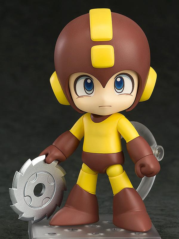 Nendoroid Mega Man (Rockman) : Metal Blade Ver. (Limited Pre-order)