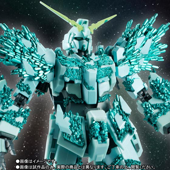 Kidou Senshi Gundam UC - RX-0 Unicorn Gundam - Robot Damashii R-SP - Robot Damashii <Side MS> (Limited Pre-order)