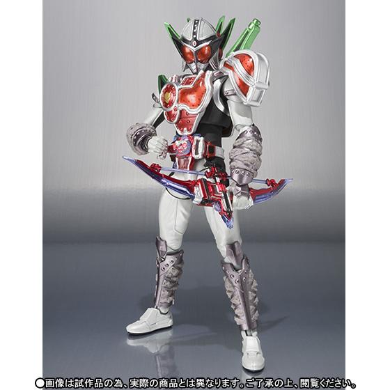 Kamen Rider Gaim - Kamen Rider Sigurd - S.H.Figuarts - Cherry Energy Arms