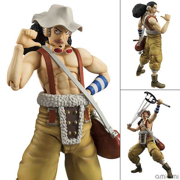 Variable Action Heroes - ONE PIECE: Usopp Action Figure(Pre-order)