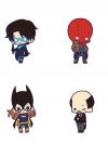 Rubber Strap Collection - Batman Family 8Pack BOX(Pre-order)