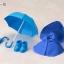 Cu-poche Extra - Rainy Day Set (Blue)(Pre-order) thumbnail 1