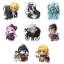 Overlord - Great Tomb of Nazarick Floor Guardians Acrylic Keychain 8Pack BOX(Pre-order) thumbnail 1