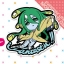 Genco Rubber Strap Collection - Monster Musume no Iru Nichijou 6Pack BOX(Pre-order) thumbnail 6