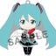 Nendoroid Co-de - Character Vocal Series 01 Miku Hatsune Red Feather Community Chest Movement 70th Anniversary Commemoration Co-de(Pre-order) thumbnail 6