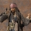 "S.H. Figuarts - Captain Jack Sparrow ""Pirates of the Caribbean: Dead men tell no tales""(Pre-order) thumbnail 8"
