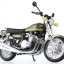 1/12 Complete Motorcycle Model Kawasaki 900Super4(Z1) Tiger(Released) thumbnail 1