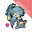 Genco Rubber Strap Collection - Monster Musume no Iru Nichijou 6Pack BOX(Pre-order) thumbnail 3