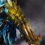 S.H. Figuarts Tamashii MIX - Monster Hunter: Jashin Kakusei Zinogre(Pre-order) thumbnail 8