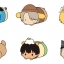 Yuri on Ice x SANRIO CHARACTERS - Mochi Kororin Vol.2 6Pack BOX(Pre-order) thumbnail 1