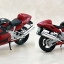 1/12 Complete Motorcycle Model Suzuki GSX1300R Hayabusa (RED)(Released) thumbnail 1