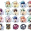 Star-mu - Acrylic Badge 19Pack BOX(Pre-order) thumbnail 1