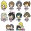 es Series nino Rubber Strap Collection - THE IDOLM@STER stage2 Renewal ver. 10Pack BOX(Pre-order) thumbnail 1