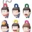 Deforme Clip - Osomatsu-san 6Pack BOX(Pre-order) thumbnail 1