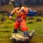 Dracap Memorial 01 Dragon Ball Super - Son Goku Complete Figure(Pre-order) thumbnail 3