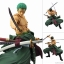 Variable Action Heroes - ONE PIECE: Roronoa Zoro Action Figure(Pre-order) thumbnail 1