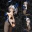 B-STYLE - GOD EATER 2 RAGE BURST: Ciel Alencon Bunny Ver. 1/4 Complete Figure(Pre-order) thumbnail 1