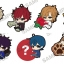 Dance with Devils - PitaColle Rubber Strap 7Pack BOX(Pre-order) thumbnail 1