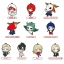 Mahoutsukai no Yome - Trading Rubber Strap 10Pack BOX(Pre-order) thumbnail 1