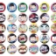 es Series nino Trading Badge Collection - Osomatsu-san 30Pack BOX(Pre-order) thumbnail 1