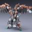 Frame Arms 1/100 RF-Ex10 Vulture Kai Plastic Model(Pre-order) thumbnail 7