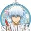 Gintama - Trading Tsunagaru Can Badge Charm 10Pack BOX(Pre-order) thumbnail 3