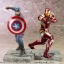 ARTFX+ - Captain America Civil War: Captain America Civil War 1/10 Easy Assembly Kit(Pre-order) thumbnail 19
