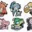 Genco Rubber Strap Collection - Monster Musume no Iru Nichijou 6Pack BOX(Pre-order) thumbnail 1