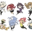 Kiznaiver - Rubber Strap Collection Buralink 8Pack BOX(Pre-order) thumbnail 1